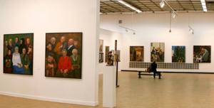 Дом Художника оформление картин