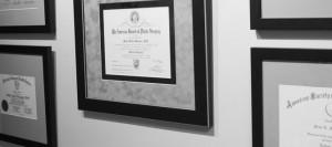 диплом в рамке как подарок на новый год